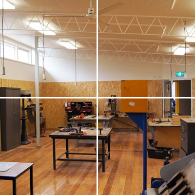 Nathalia Secondary College Trade Training Centre